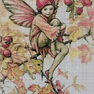 Flower fairy 40 cross stitch pattern in pdf  DMC