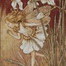 Flower fairy 43 cross stitch pattern in pdf  DMC