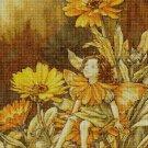 Flower fairy 46 cross stitch pattern in pdf  DMC