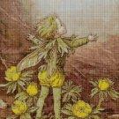 Flower fairy 50 cross stitch pattern in pdf  DMC