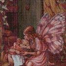 Flower fairy 55 cross stitch pattern in pdf  DMC