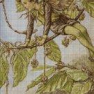Flower fairy 57 cross stitch pattern in pdf  DMC