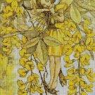 Flower fairy 58 cross stitch pattern in pdf  DMC