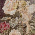 Flower fairy 62 cross stitch pattern in pdf  DMC