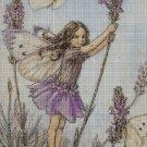 Flower fairy 64 cross stitch pattern in pdf  DMC