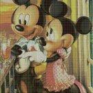 Mickey and Minnie 3 cross stitch pattern in pdf DMC