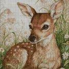 Roe cross stitch pattern in pdf