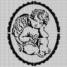 LITTLE ANGEL 5 CROCHET AFGHAN PATTERN GRAPH