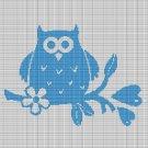 OWL 12 CROCHET AFGHAN PATTERN GRAPH