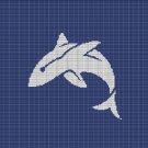 SHARK 11 CROCHET AFGHAN PATTERN GRAPH