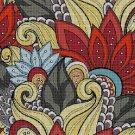 Flower motif 5 cross stitch pattern in pdf DMC