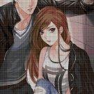 Anime lovers 9 cross stitch pattern in pdf DMC