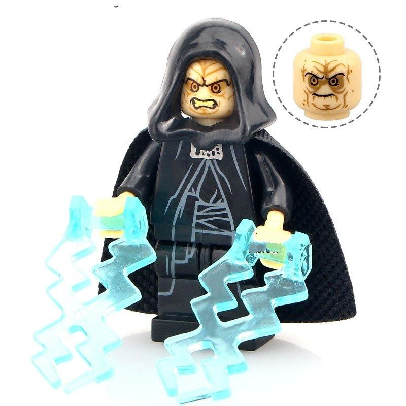 Darth Sidius Star Wars Fit Lego Minifigure toys