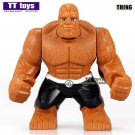 Big Size Thor Ragnarok Hulk Colossus Minifigure fit Lego