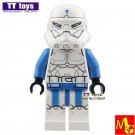 Black R2D2 7 The Force Awakens Robot BB8 Star Wars Minifigure fit Lego