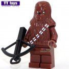 Chewbacca The First Order Army The Force Awakens Star Wars Minifigure fit Lego