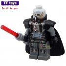 Darth Malgus Star Wars Minifigure fit Lego