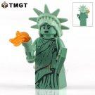 Statue of Liberty 8827 Bricks Kids DIY Toys Educational