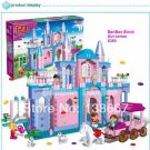 Learning & Education Princess Castle 532pcs Building Block Set Girls