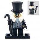 NEW Evil Penguin Crafty Face Bad Guy Custom Figures Building Block