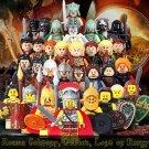 300 pcs Latest The Hobbit Lord Of The Rings DIY Blocks Haldir Tauriel Aragorn II