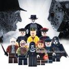 300 Pcs The Horror Theme Nun Sinter  Friday Jason Scream