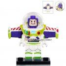 Buzz Lightyear Super Heroes Bricks Kids DIY Toys