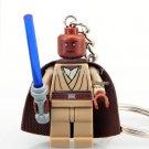 Keychains Mace Windu Single Sale Custom Made Bricks Classic