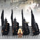 Game of Thrones 21pcs/lot Daenerys Targryen with Medieval Soliders