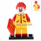 Ronald McDonald Super Heroes Building Blocks Action