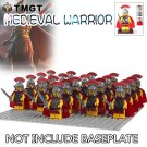 21pcs/lot Medieval Warrior Building Blocks Bricks Children