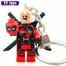 Single Sale DC SuperHero  Custom-made Keychain Ring