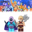 2pcs/lot Superhero  Block Toys Fit Lego