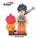 Cartoon Comics Dragon Ball Son Goku Vegeta With Two Color
