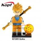 Dragon Ball Z Figures Vegeta Goku Super Sayayin God
