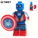 Single Sale Super Hero Infinity War Avengers Spiderman Spider-honecoming