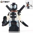 20pcs/lot Armed Deadpool Building Block Toys