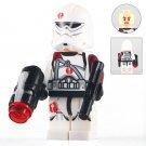 Commander Neyo Star Wars  Minifigure Toys