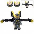 Antman Yellow Jacket Marvel  Minifigure Toys