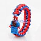 Jewelry Figures Spiderman  Bracelets Handmade
