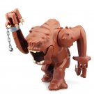 Rancor Star Wars Super Heroes Fit Lego Minifigure Toys