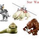 4pcs Tauntaun Legacy Jabba's Rancor Smaug Star Wars Fit Lego