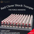 100PCS/LOT Mimban Imperial Patrol Stormtrooper Star Wars Fit Lego Minifigures#2