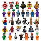 33pcs/lot Super heroes Marvel DC Suicide Squad Harley Quinn Building Blocks