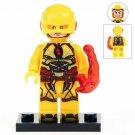 Reverse Flash Fit Lego Minifigure Toys