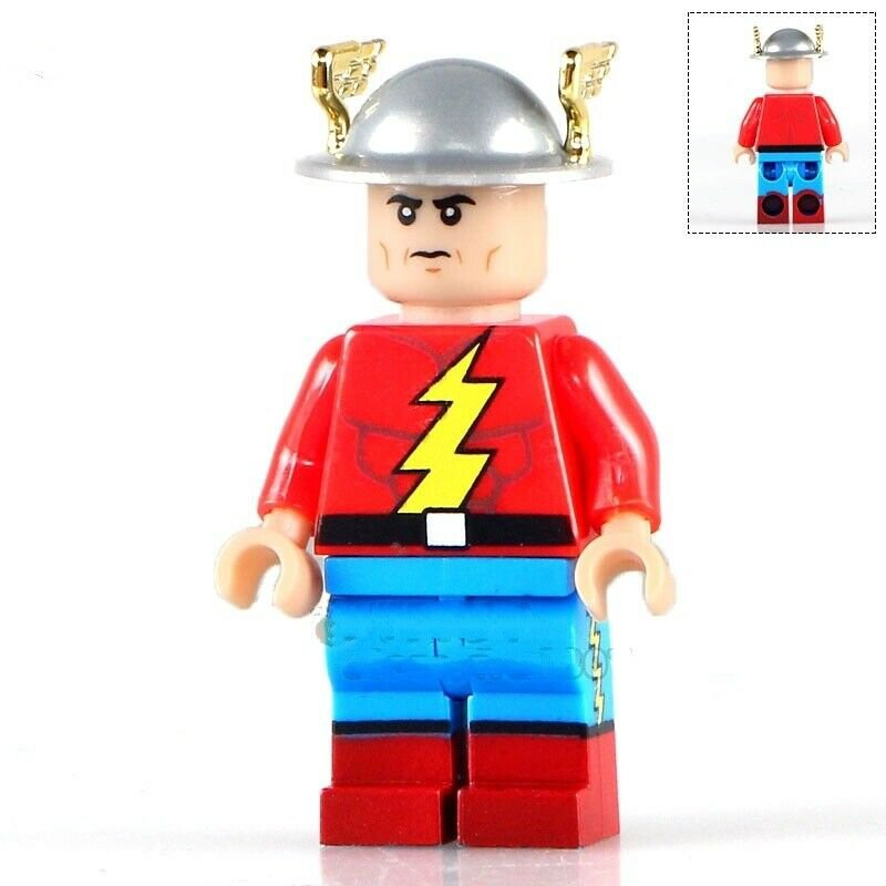 First Generation Flash Fit Lego Minifigure Toys