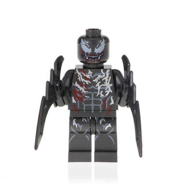 Venom Movies Riot Fit Lego Minifigure Toys