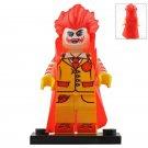 Joker McDonald Lego Minifigure Toys Gift