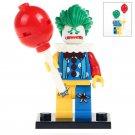 Joker The Sad Killer Clown - The Horror DC Comics Lego Minifigure Toys Gift