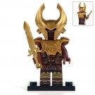 Heimdall Gatekeeper Lego Toys Thor Ragnarok Minifigure